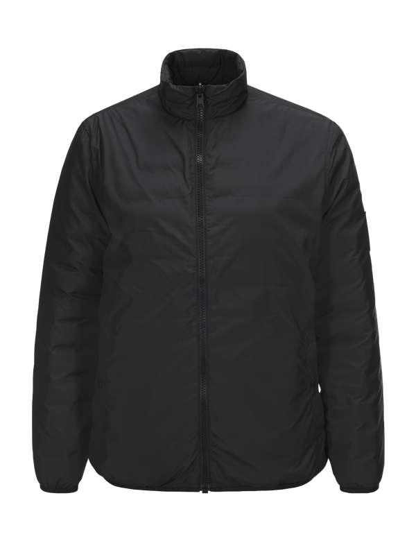 PEAKPERFORMANCE MEN'S TROOP DOWN JACKET Black