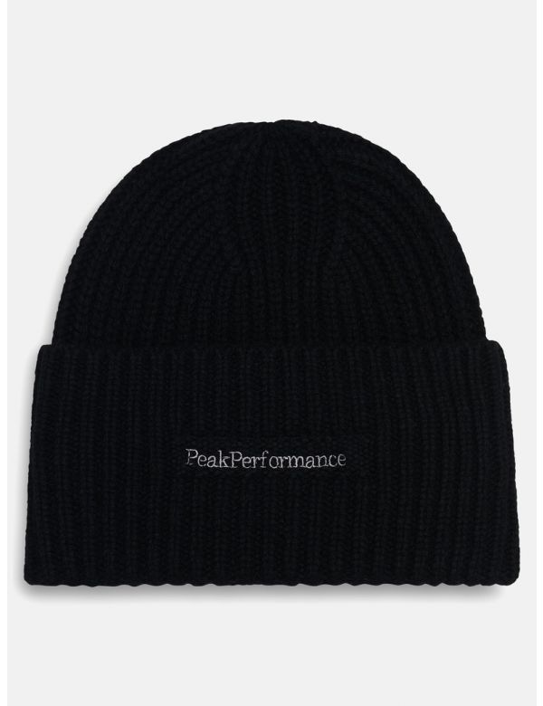 PEAK PERFORMANCE MASON HAT Black