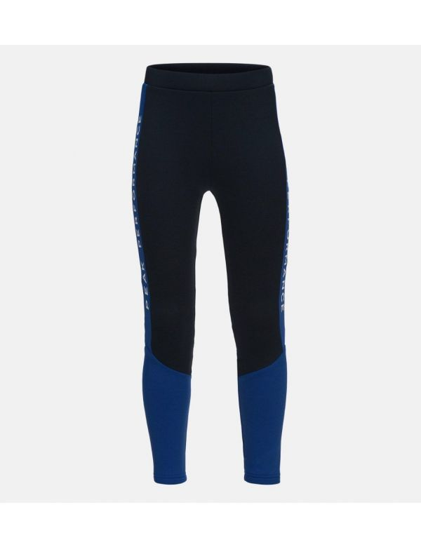 Peak performance rider pants kids island blue