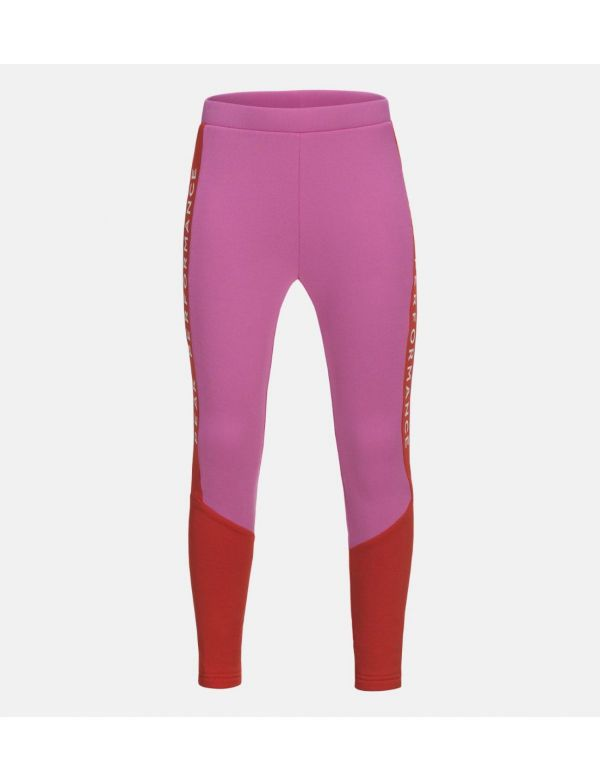 Peak performance kids rider pants vibrant pink