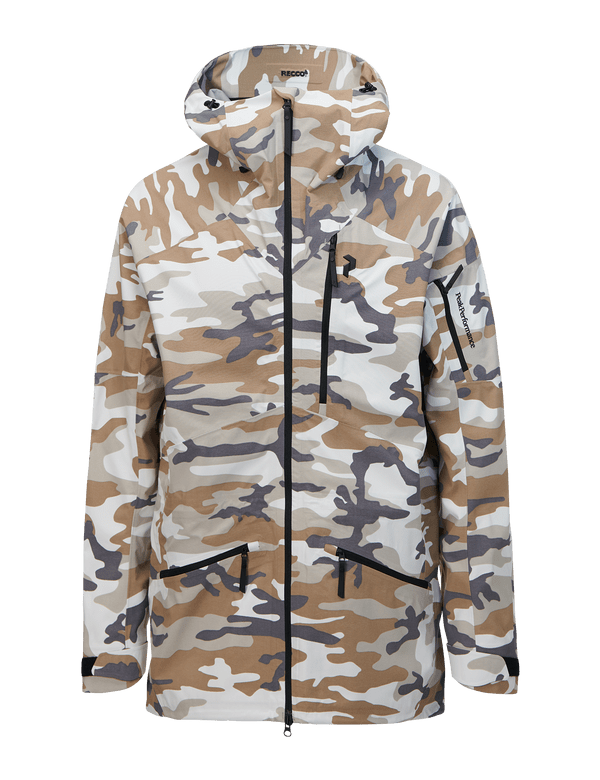 peak performance men's radical jacket pattern