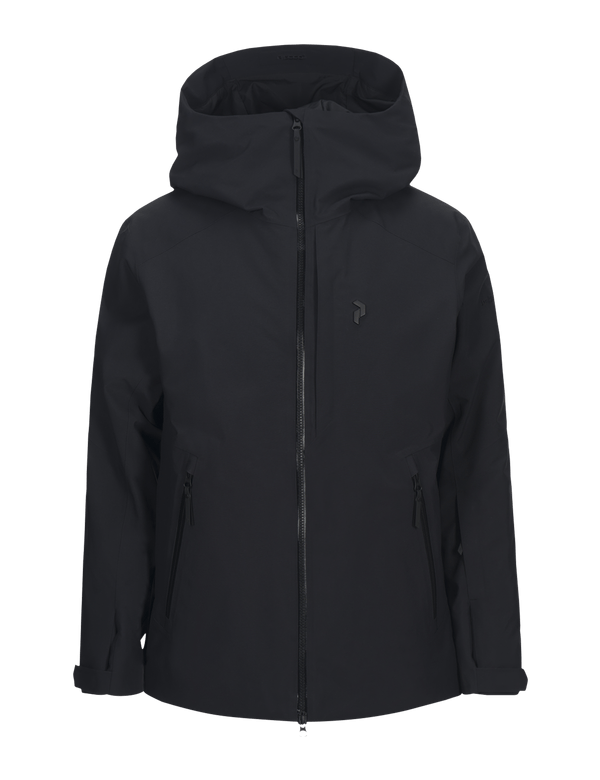 PEAK PERFORMANCE MEN'S GORETEX BLIZZARD SKI JACKET black