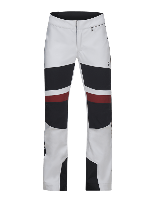 peak performance silvaplana ski pants white