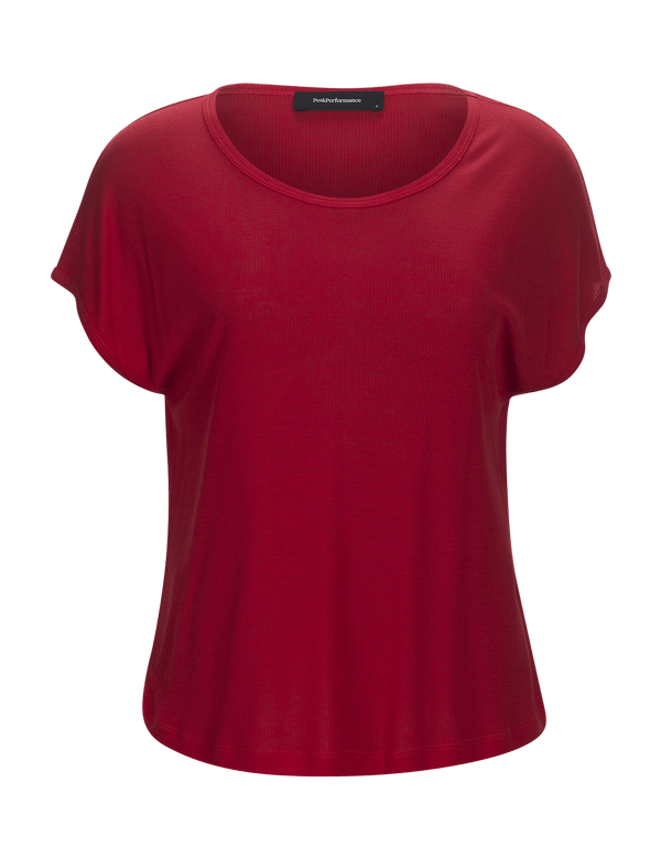 Peak performance fav short sleeved red