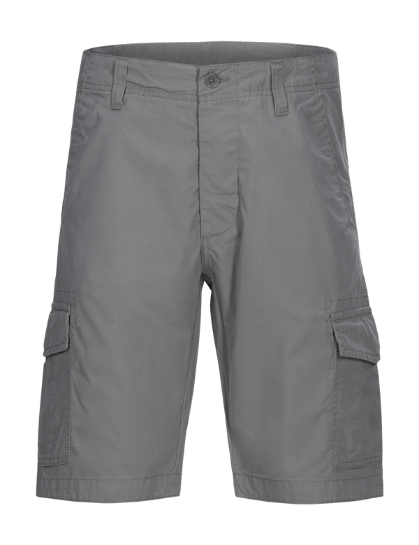 peak performance men's gramby shorts concrete grey grijs