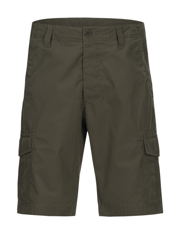 peak performance men's gramby shorts terrain green groen