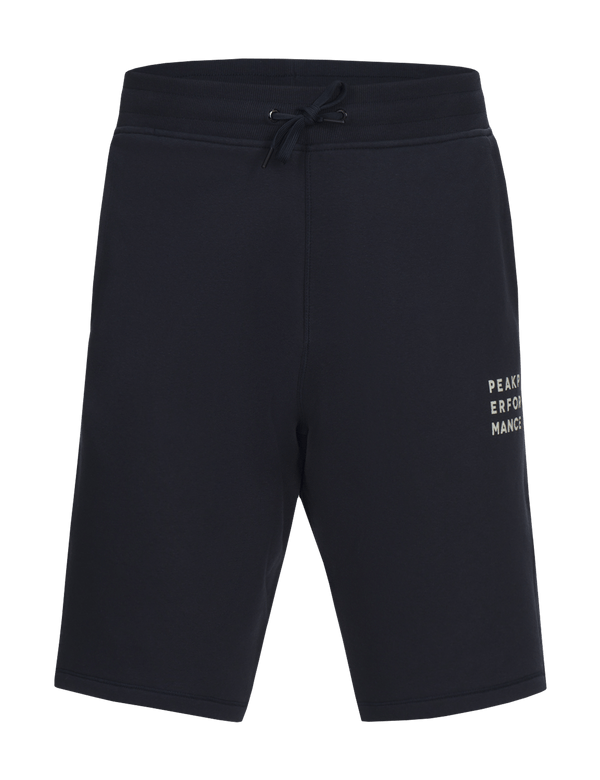 peak performance men's Ground shorts salute blue