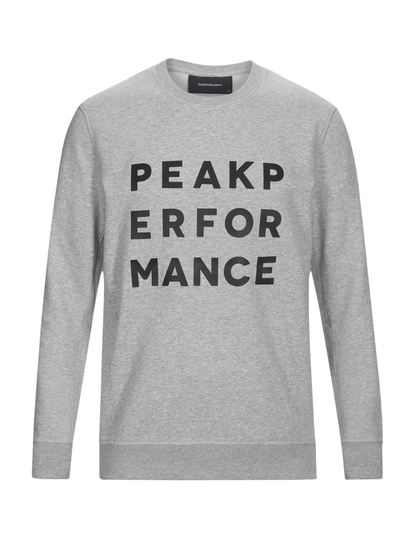 PEAK PERFORMANCE MEN'S GROUND CREW GREY