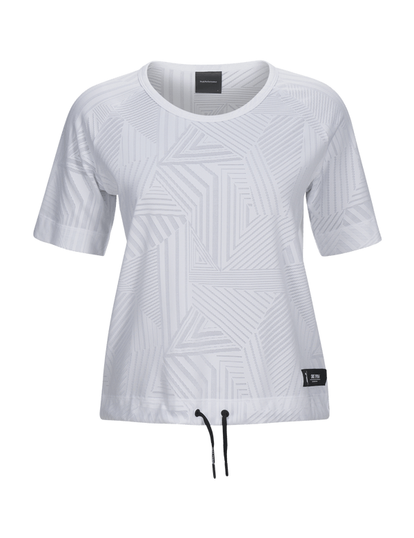 peak performance women's 2.0 tech drawstring white