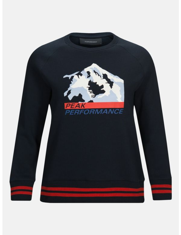 PEAKPERFORMANCE WOMEN'S SEASON ORIGINAL CREW