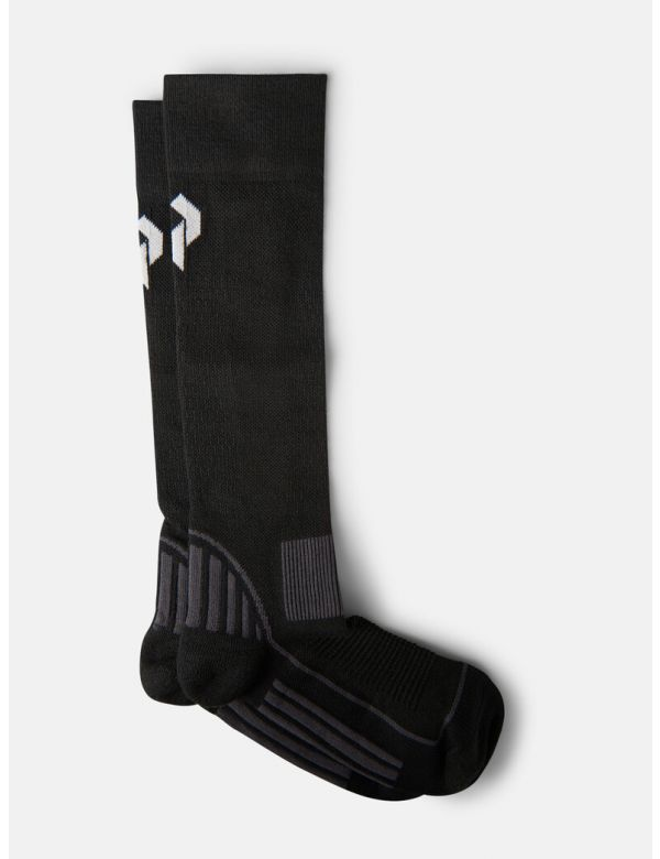 PEAK PERFORMANCE SKI SOCK Black