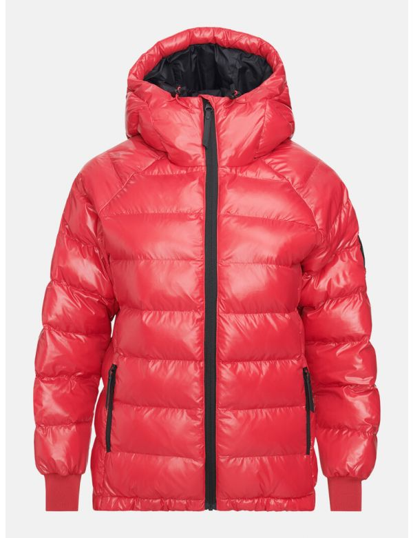 PEAK PERFORMANCE TOMIC PUFFER JACKET WOMEN The Alpine