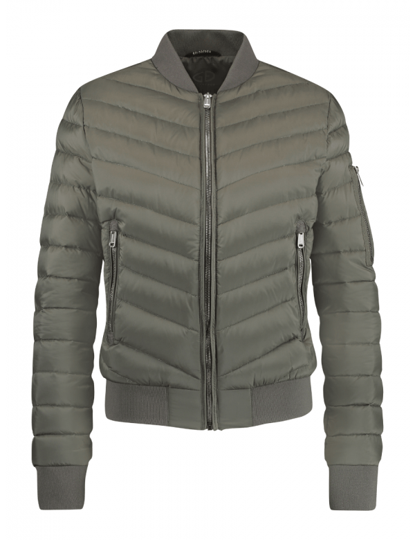 GOLDBERGH ALLISON JACKET army