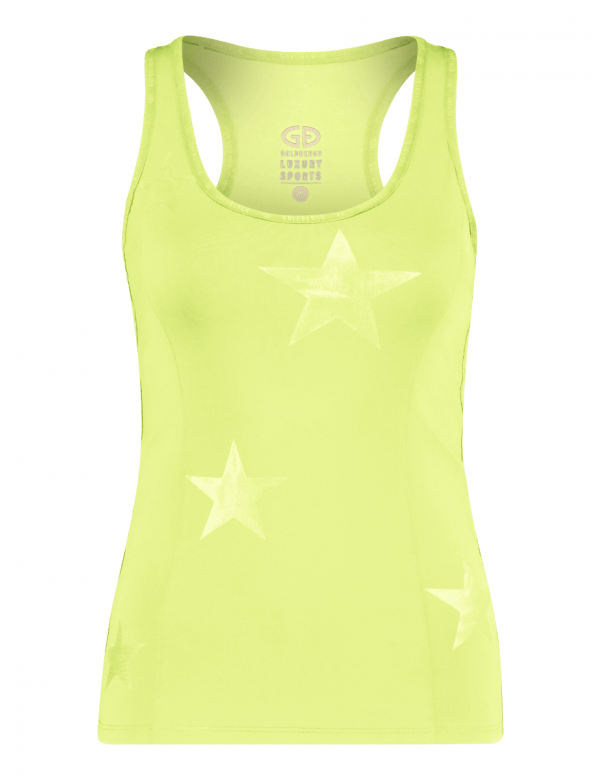 GOLDBERGH SHELTER TOP soft neon