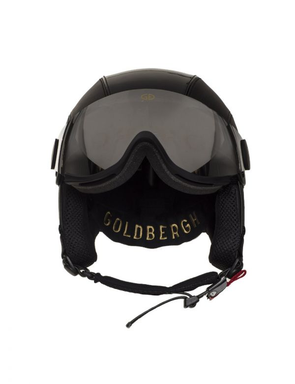 GOLDBERGH GLAM HELMET Black