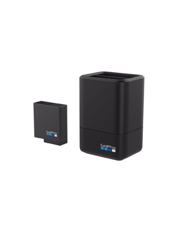 GoPro Dual Battery Charger + Battery