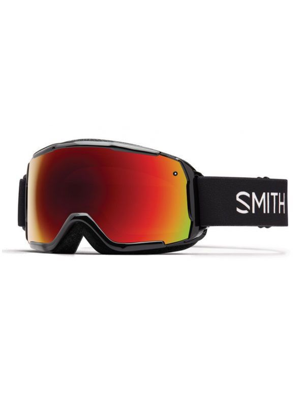 SMITH GROM Black red