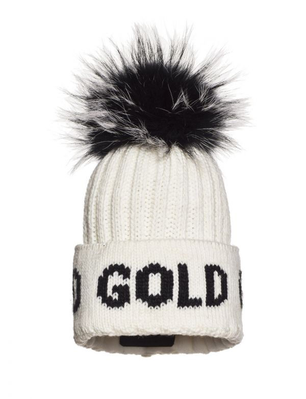 GOLDBERGH HODD BEANIE white