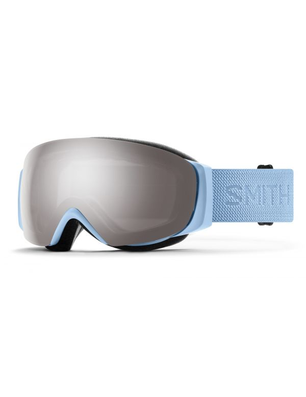 Smith i/o mag s smokey blue sun platinum