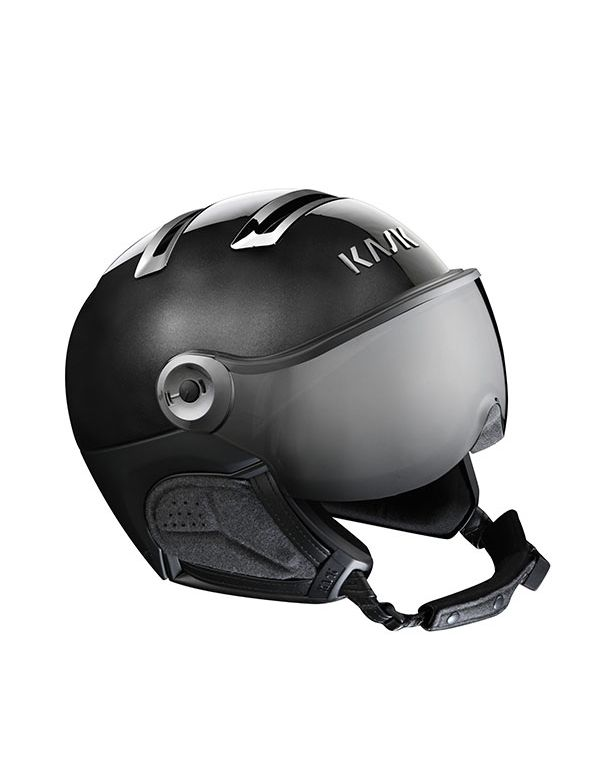 kask-chrome-black-zilver