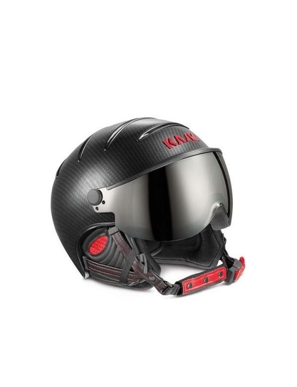 kask elite pro photochromic black red