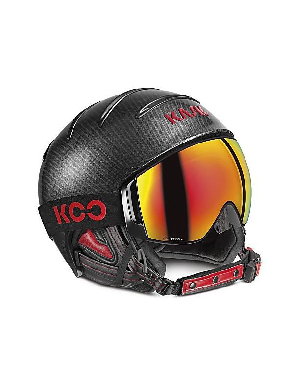 KASK COMBO ELITE PRO grey red
