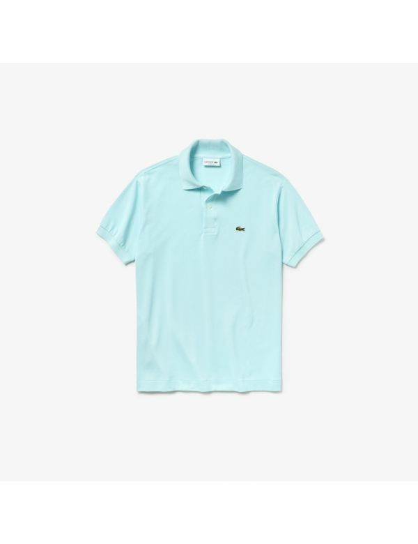 lacoste L1212 polo blue clair