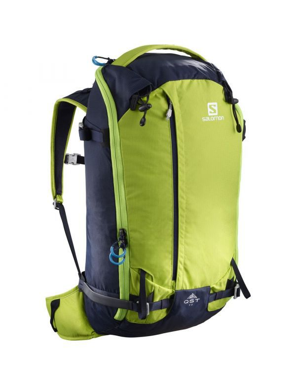 SALOMON QST 30 RUGTAS Lime