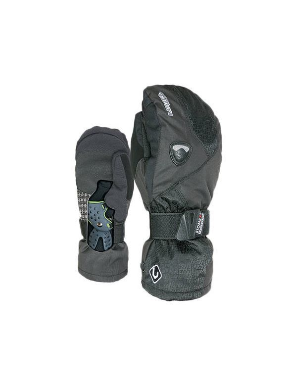 LEVEL FLY JR MITT black