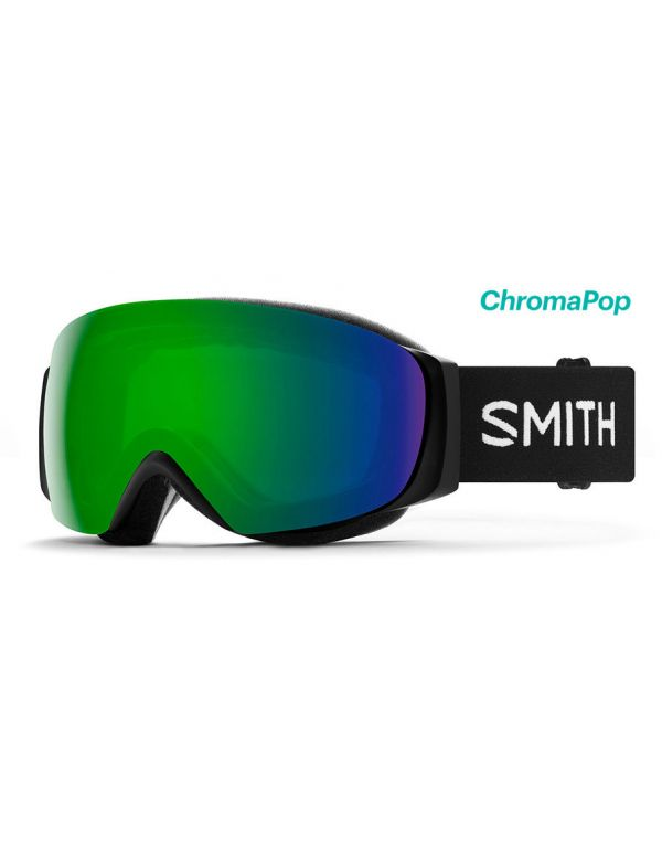 wmith i/o mag s black sun green mirror