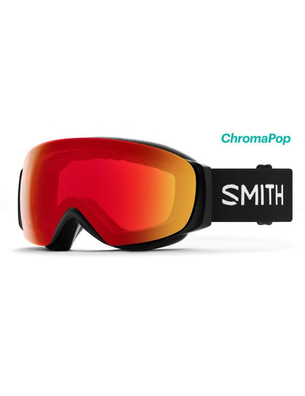 SMITH I/O MAG S Black Photochromic