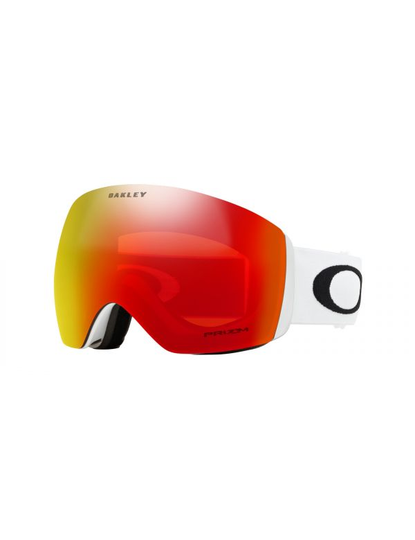 Oakley flight deck matte white prizm