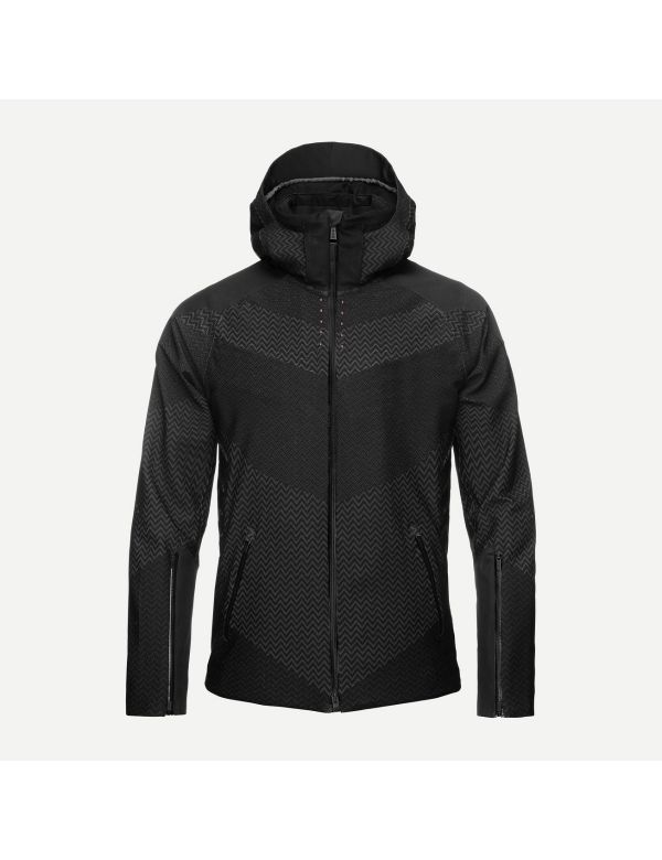 Kjus men's freelite jacket black