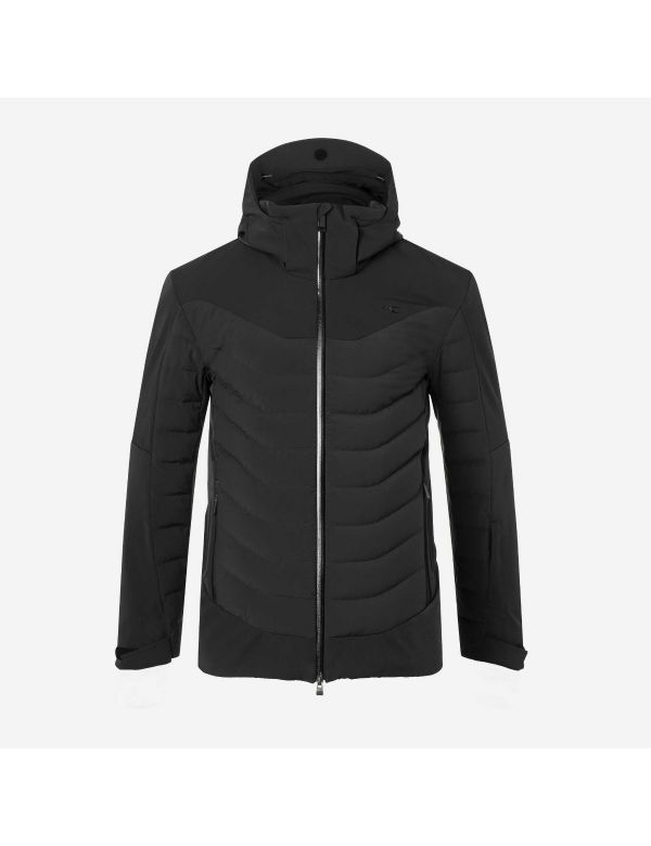 KJUS MEN'S SIGHT LINE JACKET BLACK