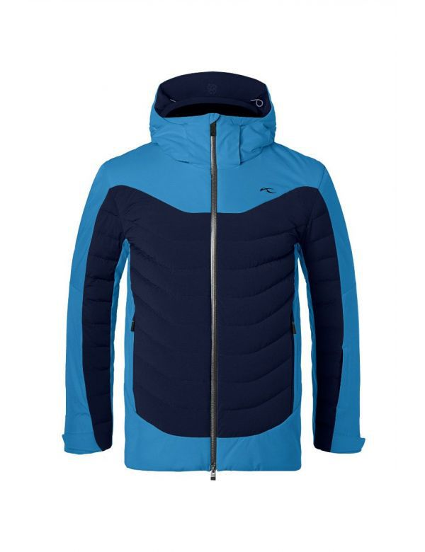 KJUS MEN SIGHTLINE JACKET Aquamarine blue /atlanta blue