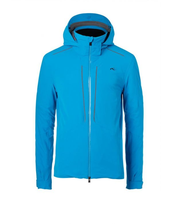 KJUS MEN BOVAL JACKET aquamarine blue