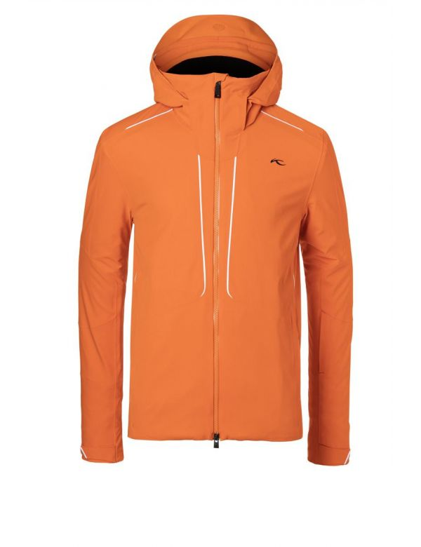 KJUS MEN BOVAL JACKET kjus orange
