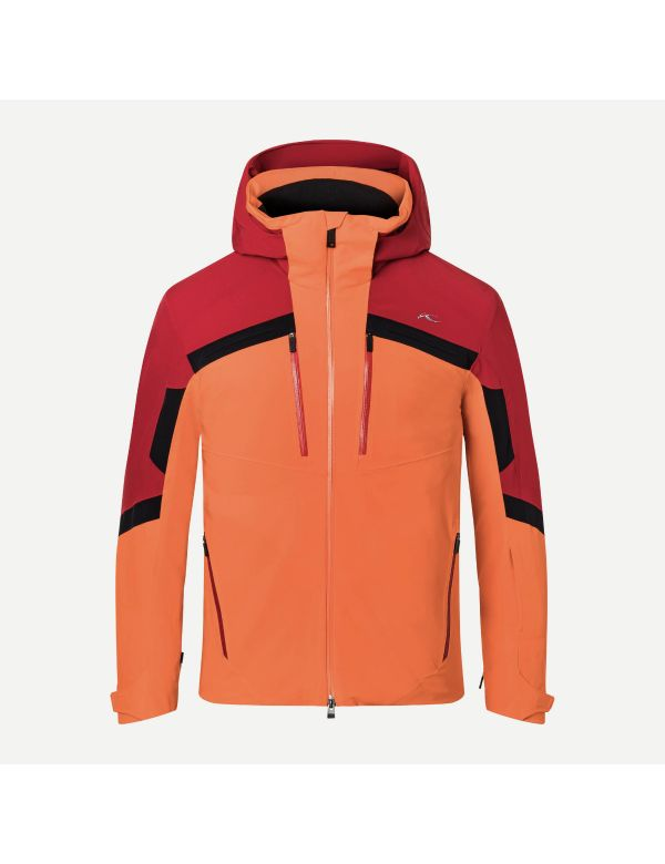 kjus speed reader orange currant red