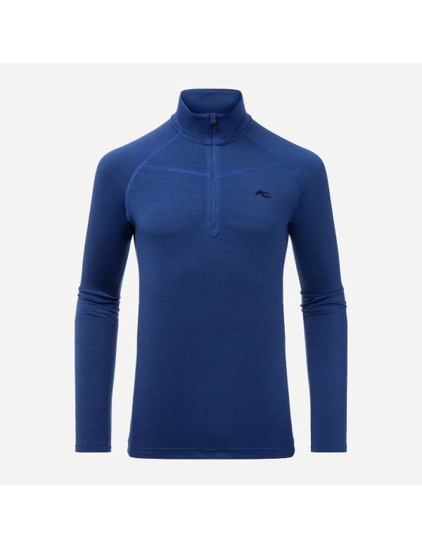 Kjus-men-trace-half-zip-southern-blue