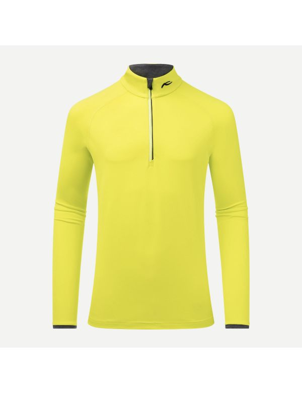 kjus-men-feel-half-zip-citric-yellow