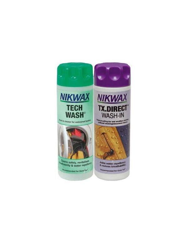 NIKWAX TECH WASH + NIKWAX TX. DIRECT
