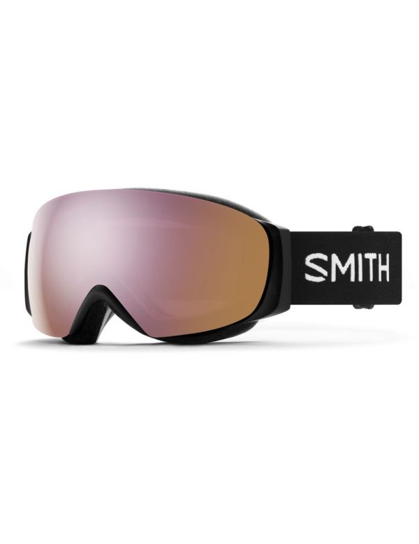 smith i/o mag s black rose gold