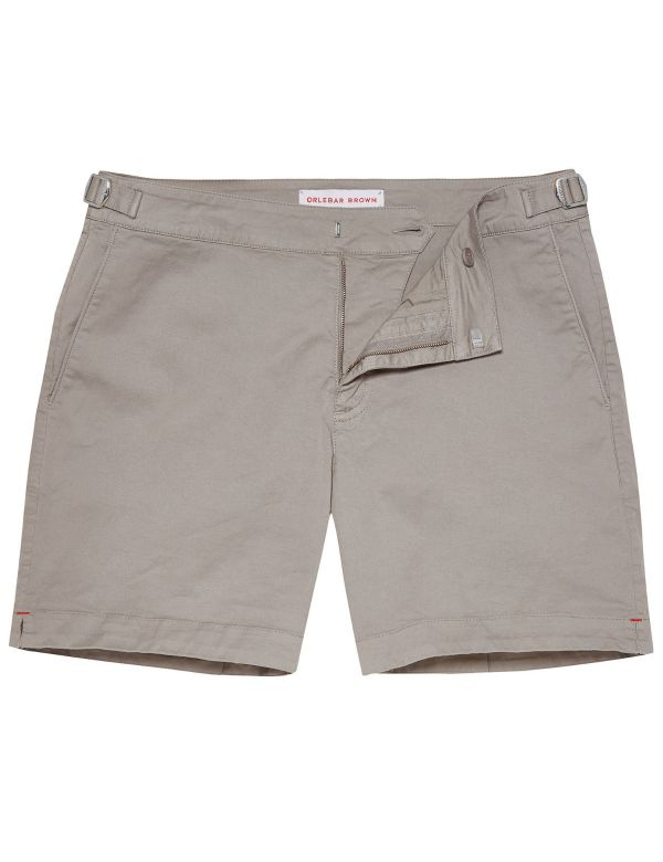 orlebar brown cotton twil pewter