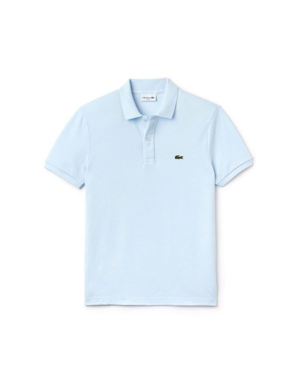 LACOSTE SHORT SLEEVE SLIM FIT POLO ruisseau