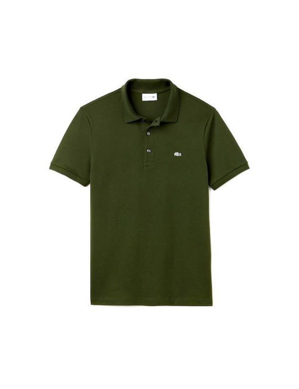 LACOSTE SHORT SLEEVE STRETCH SLIM FIT POLO bocage