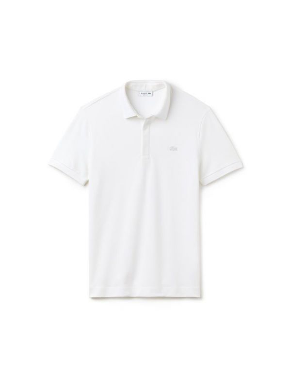 LACOSTE PARIS EDITION PIQUE POLO white