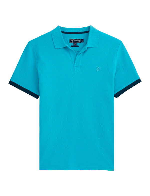 VILEBREQUIN PALATIN POLO AZURE