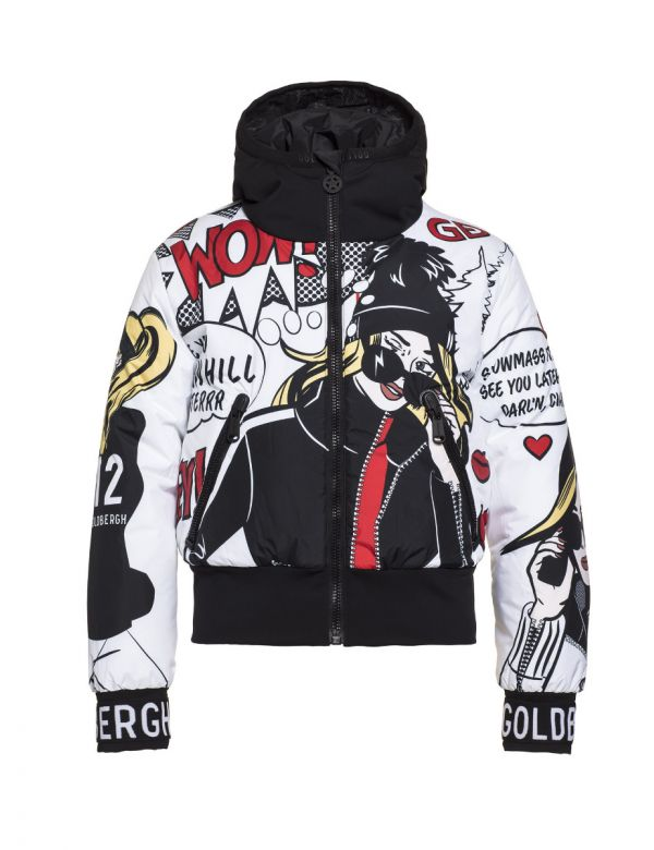 GOLDBERGH WOW JACKET pop