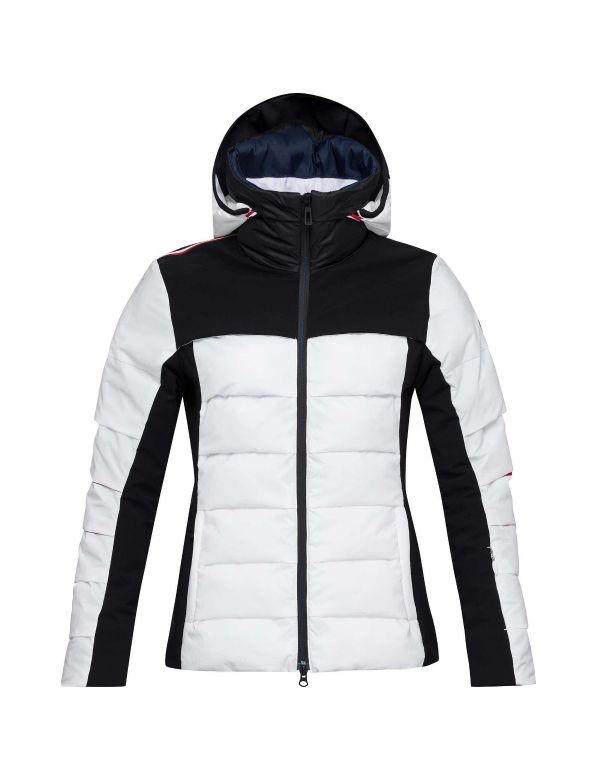 rossignol w superfusion jacket white