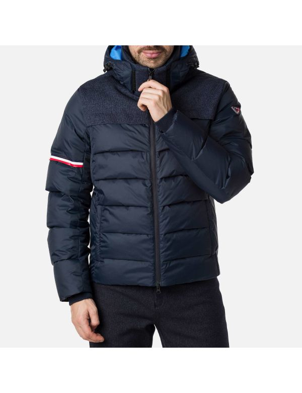 ROSSIGNOL SURFUSION KNIT JACKET Dark navy